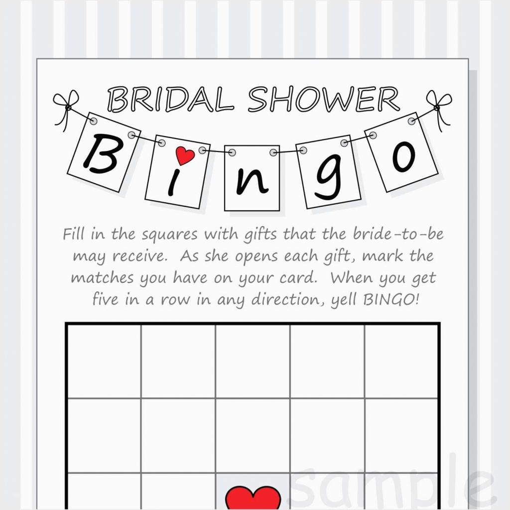 Blank Bingo Board Template - Canas.bergdorfbib.co | Printable Blank Bridal Shower Bingo Cards