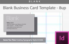 Free Printable Blank Business Cards