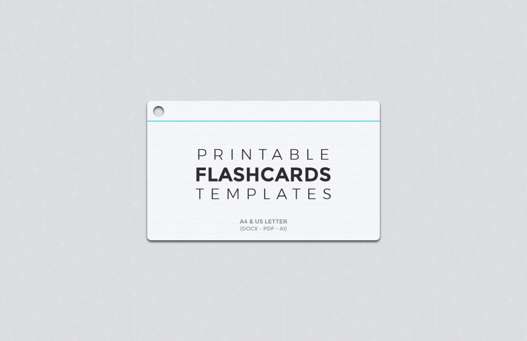 Blank Flash Cards Word Template - Btsmmo | Printable Blank Flash Cards