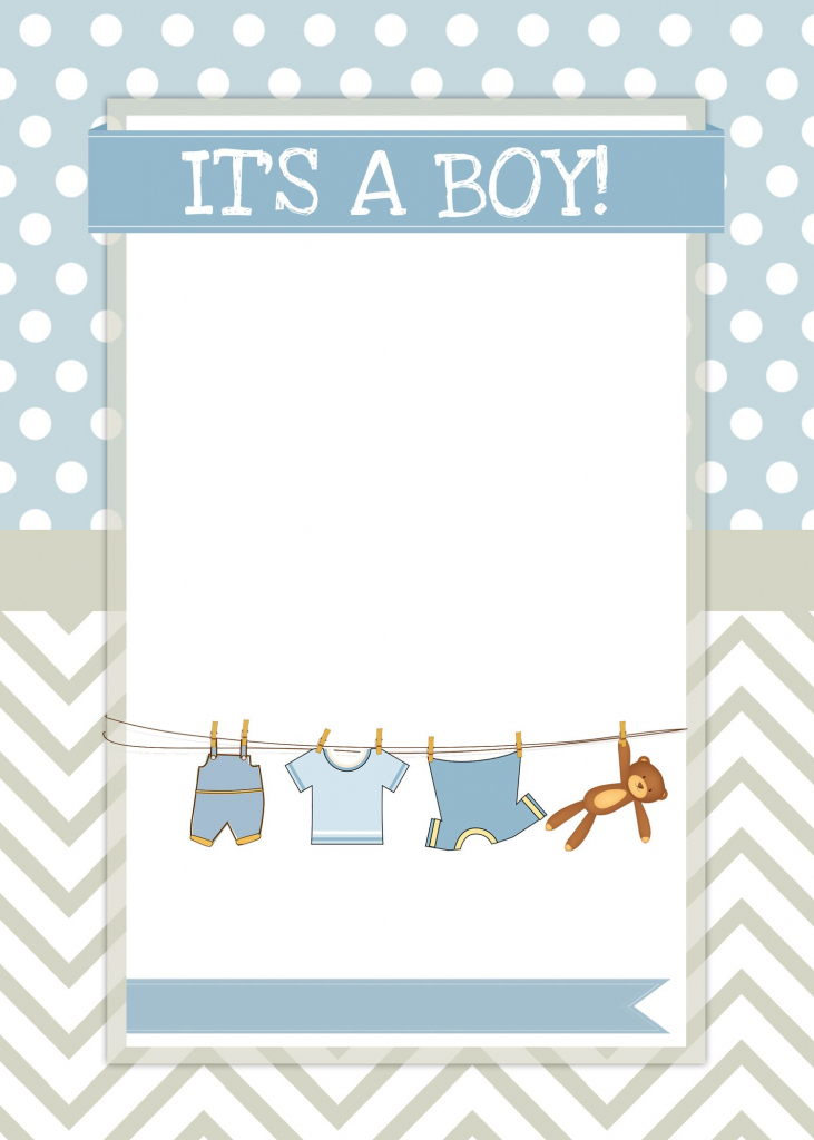 Boy Baby Shower Free Printables | Ideas For The House | Baby Shower | Free Printable Baby Shower Cards Templates