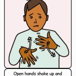 Bsl Feelings & Emotions Flashcards (Let's Sign)   British Sign Language Flash Cards Free Printables