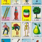 Carta De La Lotería Mexicana | Fiesta Mexicana Tema | Mexico | Loteria Printable Cards Free