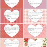 Catholic Valentine Cards: Free Printables!   California To Korea | Valentine Free Printable Cards