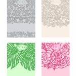 Cecistyle   Make This!   Ceci New York Spring Place Cards. #template | Free Printable Damask Place Cards