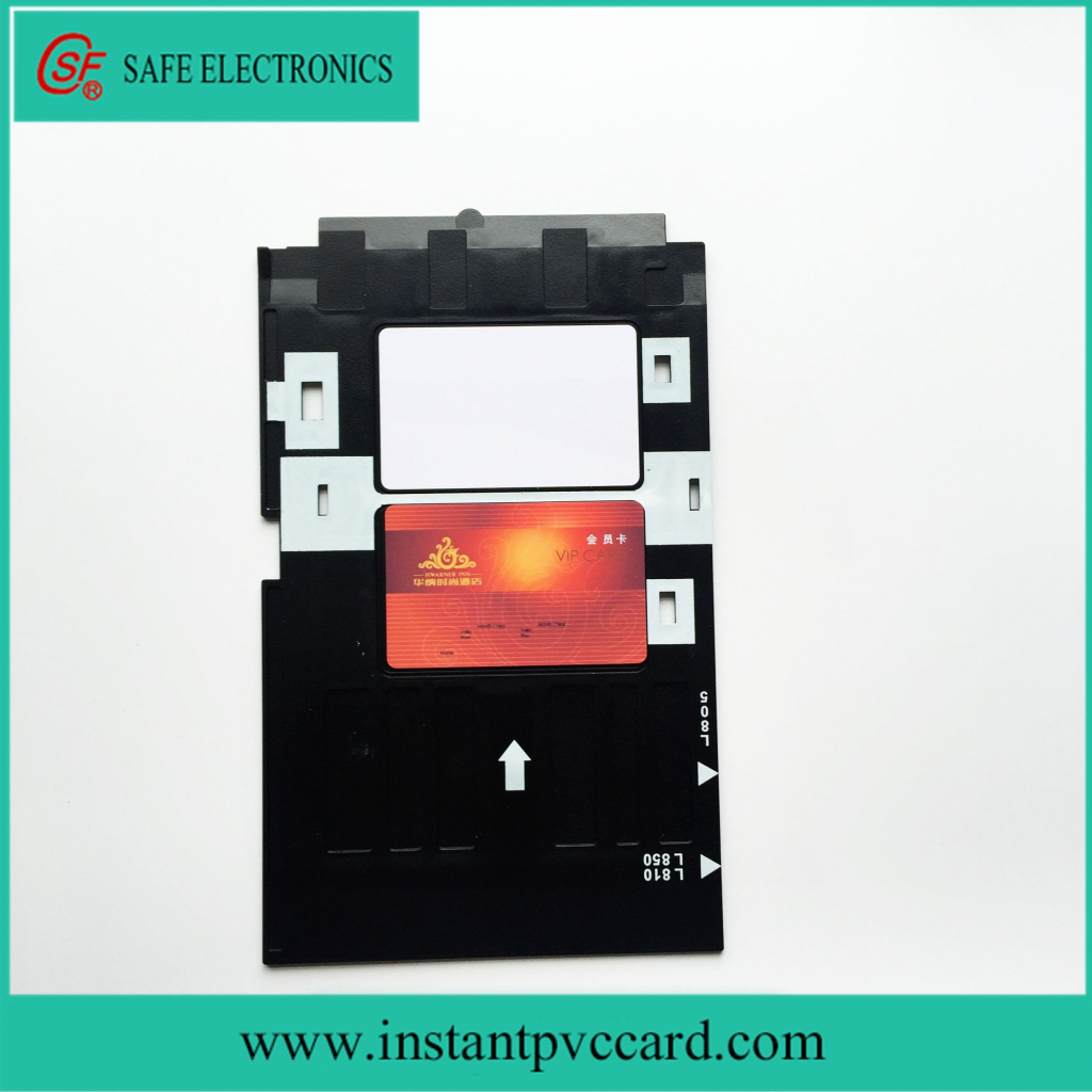 China Inkjet Pvc Id Card Tray For Epson R390 Printer - China Id Card | Inkjet Printable Pvc Id Cards
