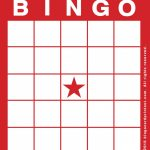Choose From A Large Selection Of Free Printable Blank Bingo Cards | Free Printable Blank Bingo Cards
