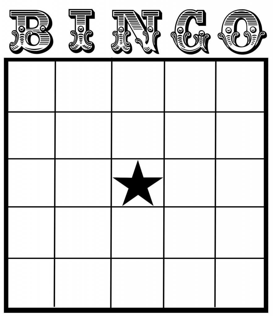 Christine Zani: Bingo Card Printables To Share | Reading & Writing | Free Printable Blank Bingo Cards