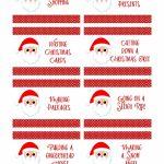 Christmas Charades Free Printable   Start A New Holiday Tradition   Ftm | Free Printable Charades Cards