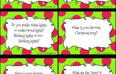 Printable Conversation Cards For Adults
