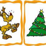 Christmas Flashcards   23 Free Printable Flashcards | Free Printable Xmas Cards Download