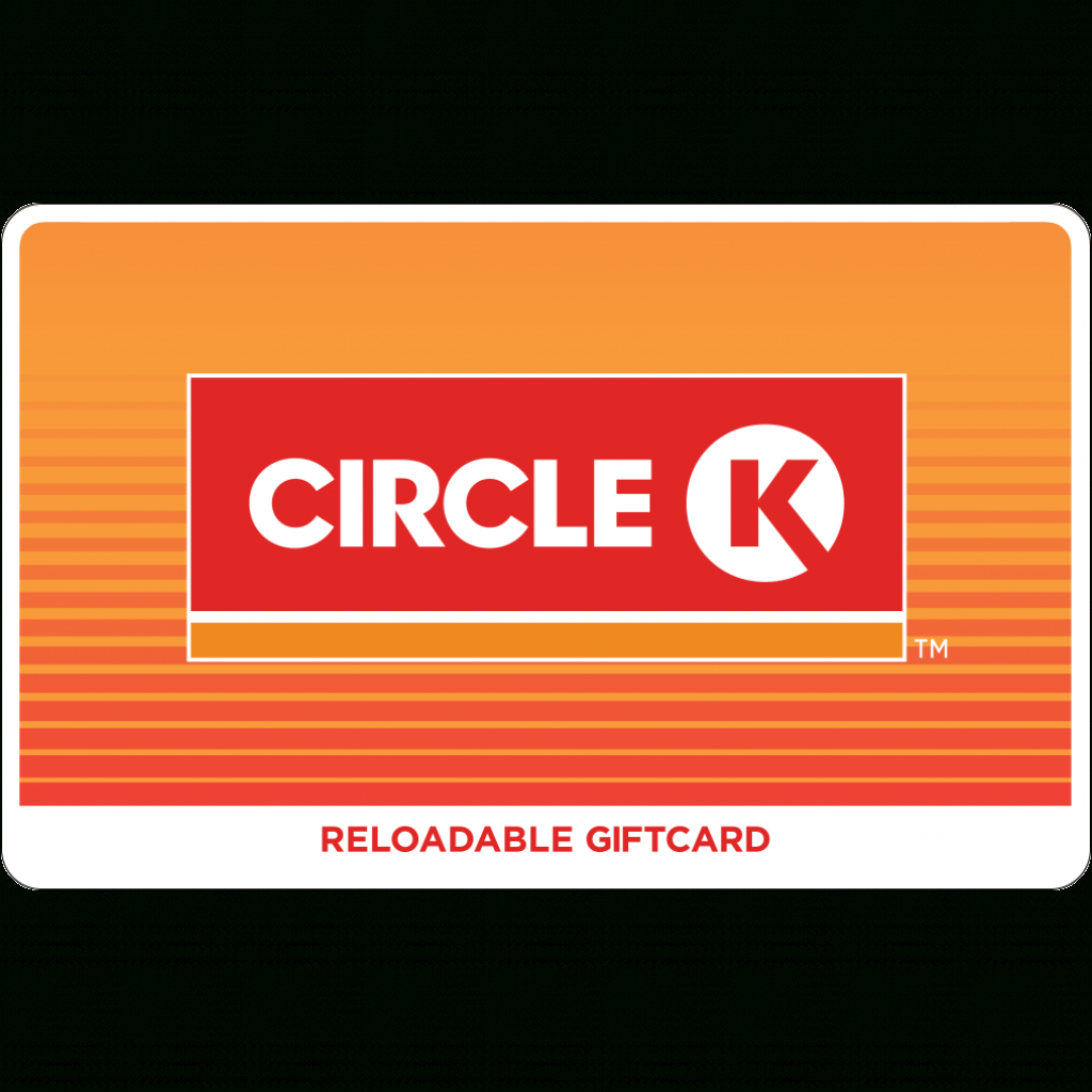 Circle K Gift Card And Gas Cards - E Gift Card Online | Svm | Online Gas Gift Cards Printable