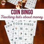Coin Bingo Free Printable   The Crafting Chicks | Money Bingo Printable Cards