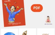 Printable Yoga Cards For Kids