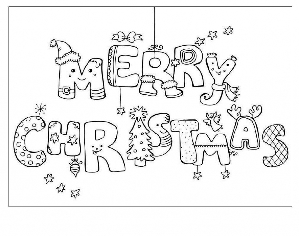 Coloring Pages ~ Coloring Pages Staggering Christmas Card Beautiful   Free Printable Christmas Cards To Color