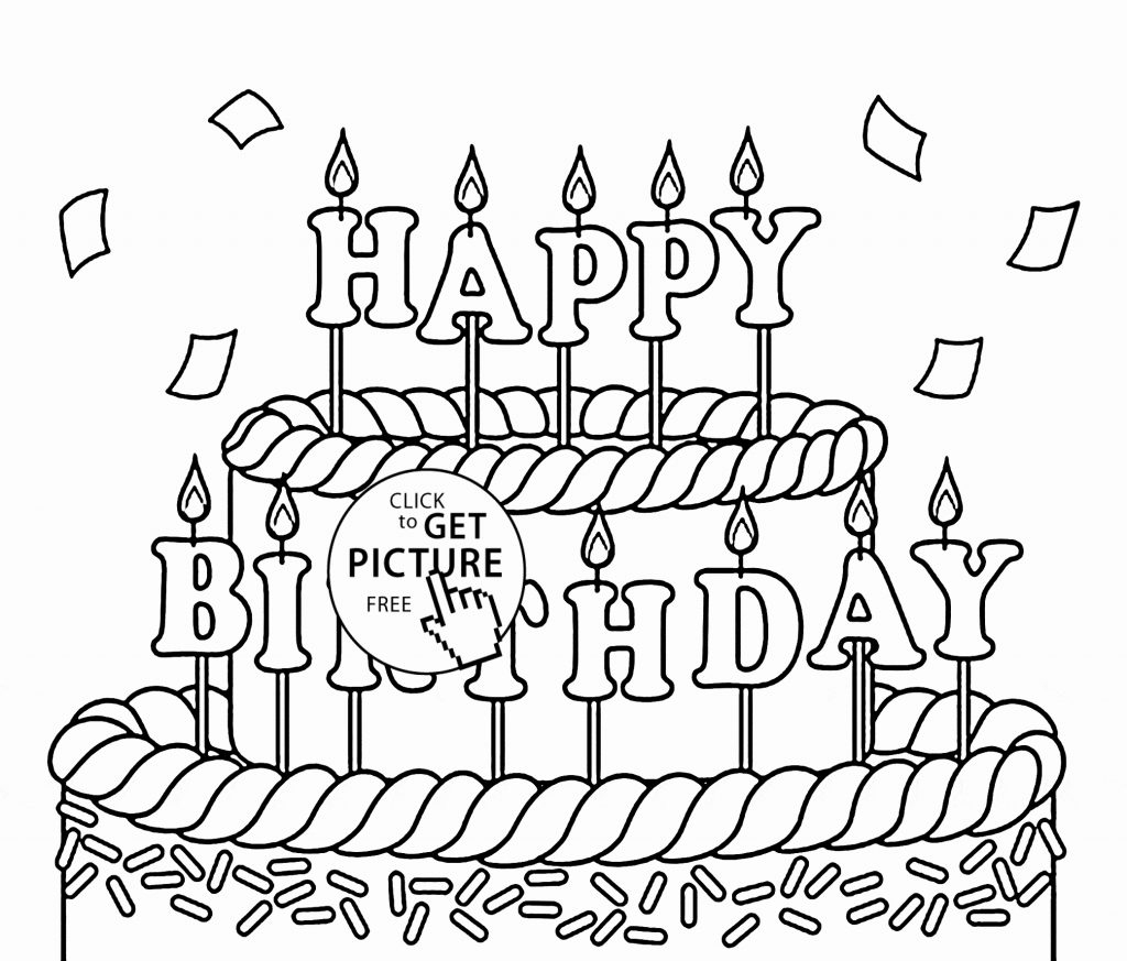 Coloring Pages ~ Happyrthday Coloring Card Pages Cards For Aunt | Birthday Cards For Aunt Printable
