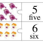 Counting+Numbers+Printable+Flash+Card | Worksheets | Counting | Counting Flash Cards Printable