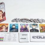 Coup Card Game (The Resistance Universe) | Board Games! | Set Card | Coup Card Game Printable