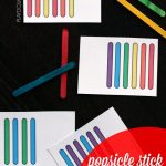 Craft Stick Patterns   Playdough To Plato | Popsicle Stick Pattern Cards Printable