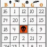 Crafty In Crosby: Free Printable Halloween Bingo Game | Free Printable Halloween Bingo Cards