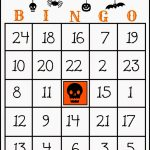 Crafty In Crosby: Free Printable Halloween Bingo Game | Printable Halloween Bingo Cards