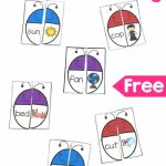 Cvc Bugs Matching Game | Cvc Picture Cards Printable