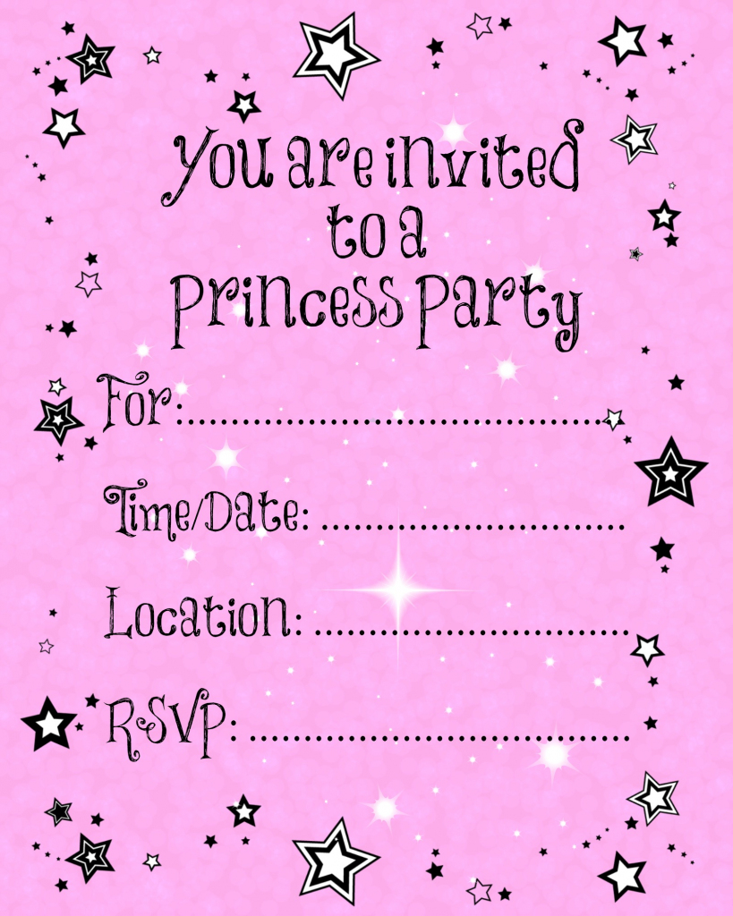 Design Your Own Birthday Invitations Free - Kleo.bergdorfbib.co | Design Your Own Birthday Card Printable