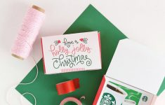 Gift Card Box Template Printable