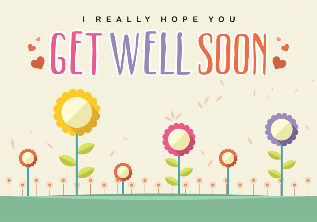 Download Get Well Card - Kleo.bergdorfbib.co | Feel Better Card Printable