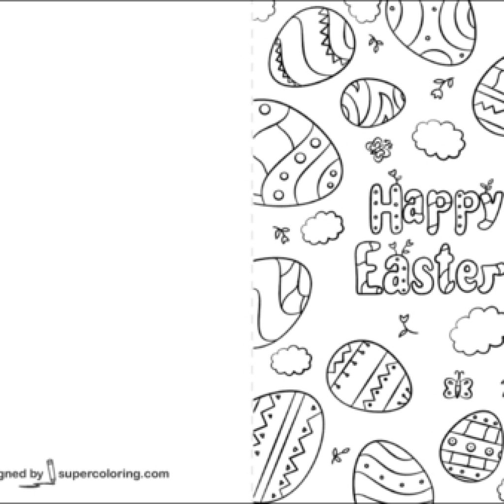 Easter Card Templates Print – Hd Easter Images | Free Printable Easter Cards To Print