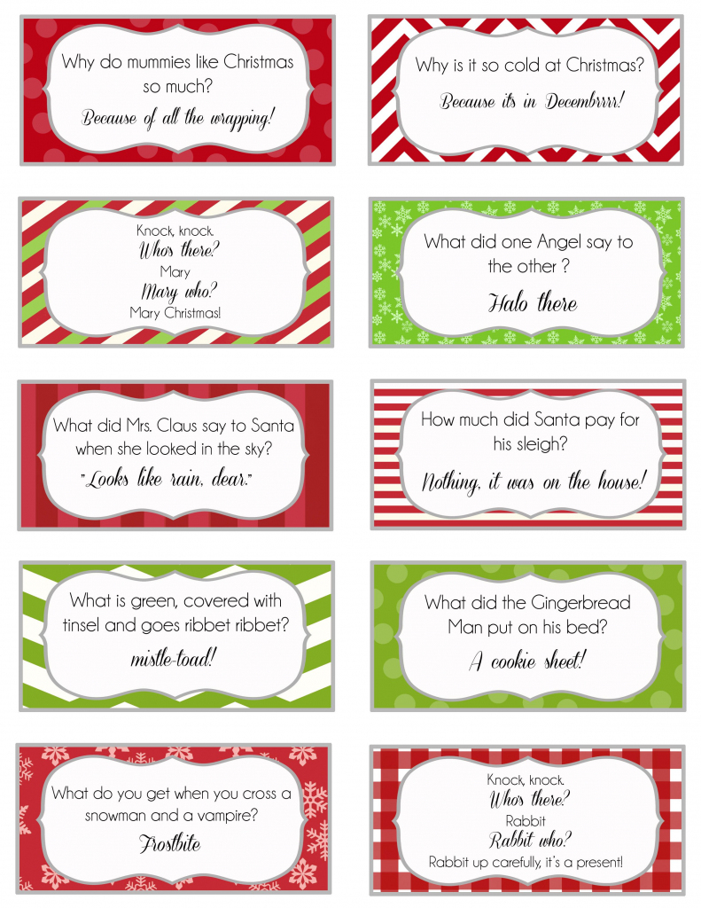 Elf On The Shelf Printable Joke Cards | Printables :: Holiday | Elf On A Shelf Printable Cards