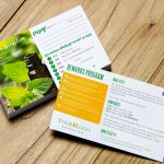 Essential Oil Sample Card W/ Sign Up Instructions & Reward   Etsy   Free Printable Doterra Sample Cards