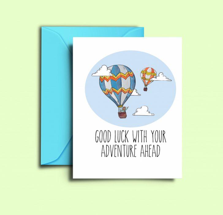 Going Away Card Printable