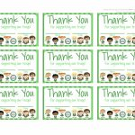 Fashionable Moms: Girl Scouts   Free Printable Thank You Cards | Free Printable Eagle Scout Thank You Cards