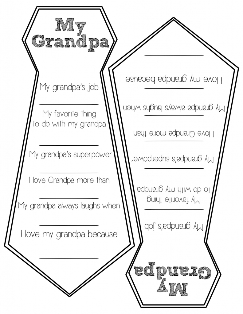 Father's Day Free Printable Cards | Kids | Fathers Day, Fathers Day | Free Printable Happy Fathers Day Grandpa Cards
