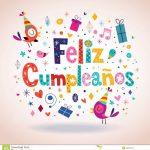 Feliz Cumpleanos   Happy Birthday In Spanish Card   Download From | Free Printable Happy Birthday Cards In Spanish