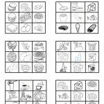 Food And Drinks   Bingo Cards Worksheet   Free Esl Printable | Esl Bingo Cards Printable