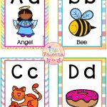 Free A Z Alphabet Flash Cards | Esl | Kindergarten Freebies | Printable Tagalog Alphabet Flash Cards