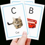 Free Alphabet Flashcards For Kids   Totcards | Free Printable Alphabet Cards With Pictures