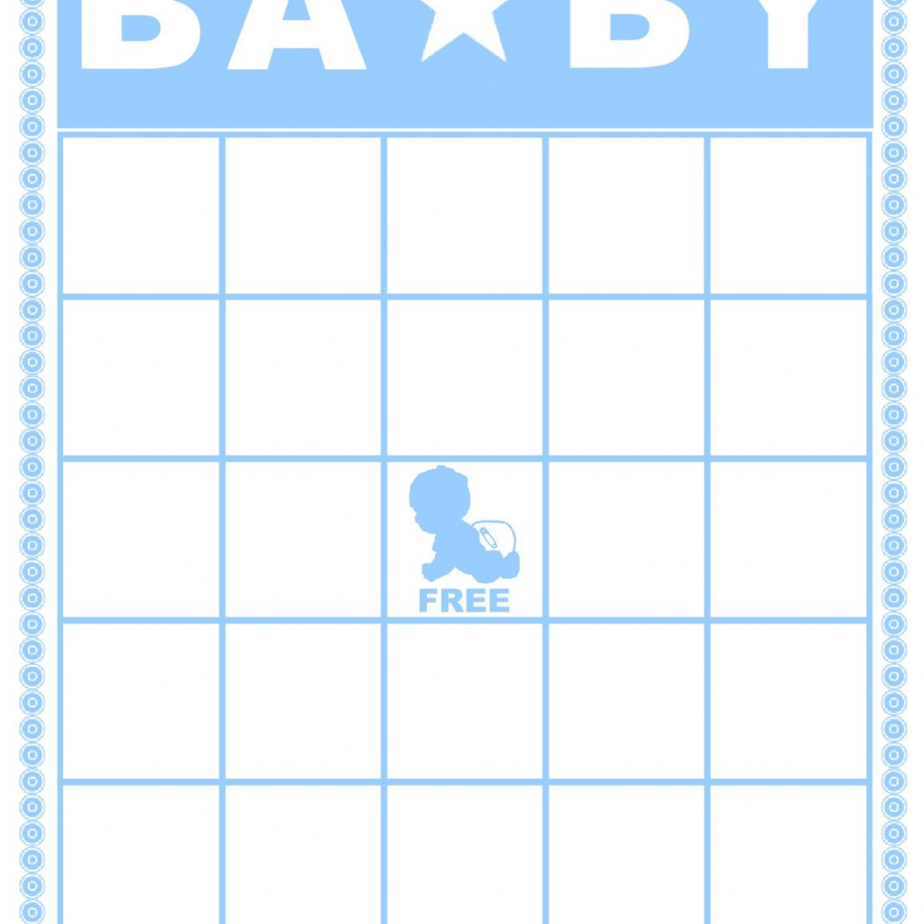 Free Baby Shower Bingo Cards Your Guests Will Love | Free Printable Baby Shower Bingo Cards