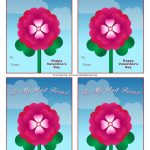 Free Best Friend Valentine's Day Card   Mrs. Kathy King | Printable Valentines Day Cards For Best Friends