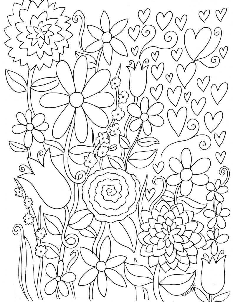 Free Coloring Book Pages For Adults | Coloring Cards | Pinterest | Free Printable Coloring Cards For Adults