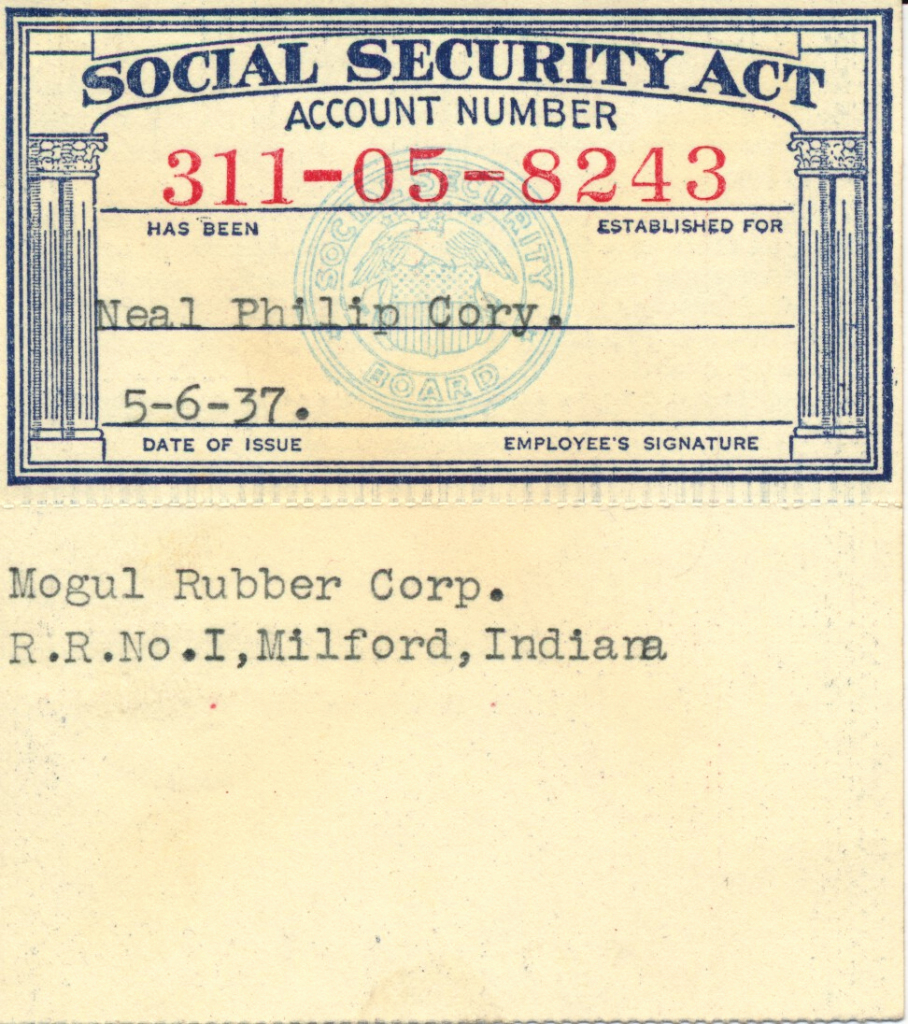 Free Fillable Social Security Card Template – Example Templates | Printable Social Security Card Template