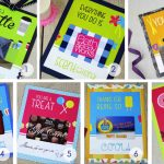 Free Gift Card Holders   Say Thank You With Gift Cards | Giftcards | Printable Starbucks Gift Card