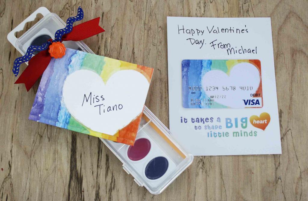 Free Gift Card Printable - Teacher Valentine Gift   Giftcards   Free Printable Teacher's Day Greeting Cards