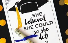 Free Graduation Cards With Positive Quotes And Cash! | Cute Graduation Cards Printable