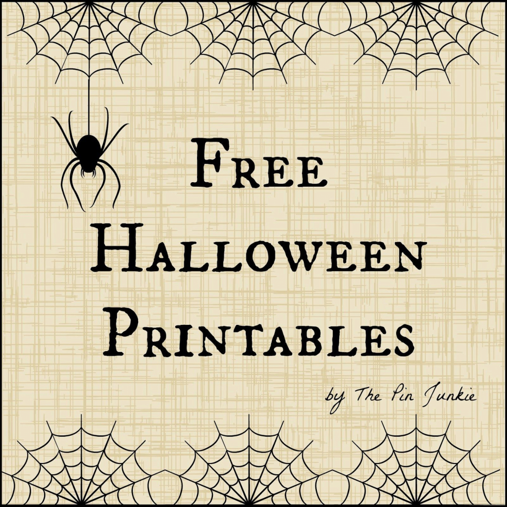 Free Halloween Coloring Pages For Adults & Kids - Happiness Is | Free Printable Halloween Cards