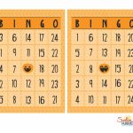 Free Halloween Printables   Bingo | Halloween Picture Bingo Cards Printable