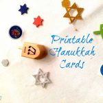 Free Hanukkah Cards   Hispana Global | Printable Hanukkah Cards To Color