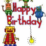 Free Kids Birthday Cards   Kleo.bergdorfbib.co   Free Printable Kids Birthday Cards Boys