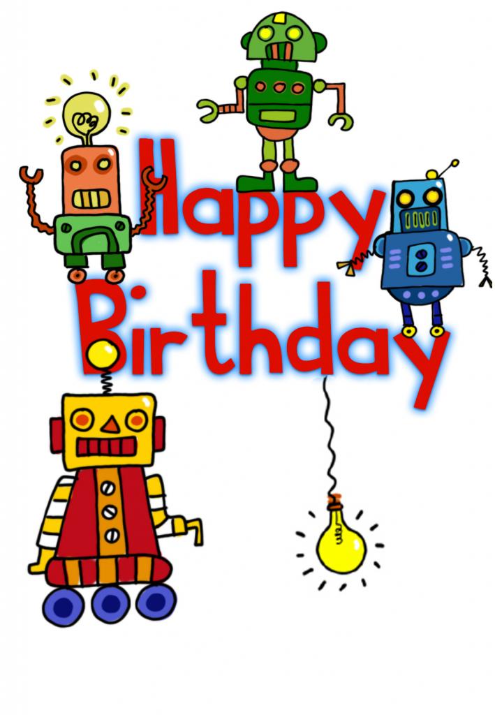 Free Kids Birthday Cards - Kleo.bergdorfbib.co   Free Printable Kids Birthday Cards Boys